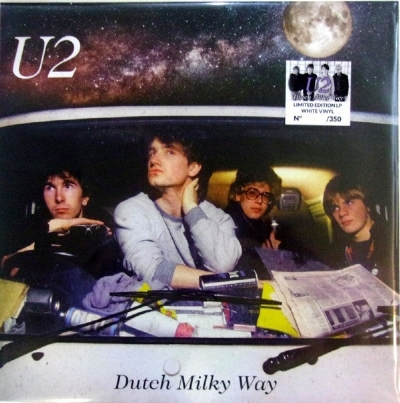 Disco De Vinil Novo - U2 - Dutch Milky Way Lp 180g Colorido