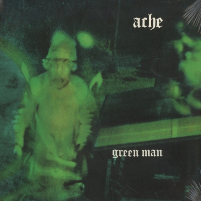 Disco De Vinil Novo - Ache - Green Man Lp 180 g