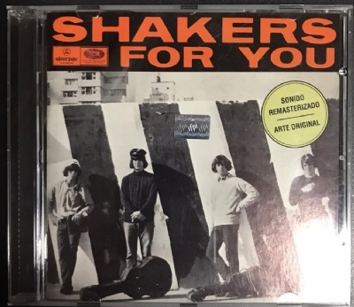 CD usado - Los Shakers - Shakers For You