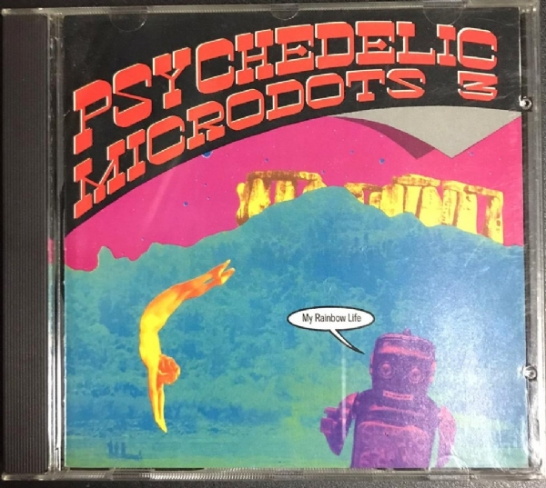 CD usado - Psychedelic Microdots My Rainbow Life