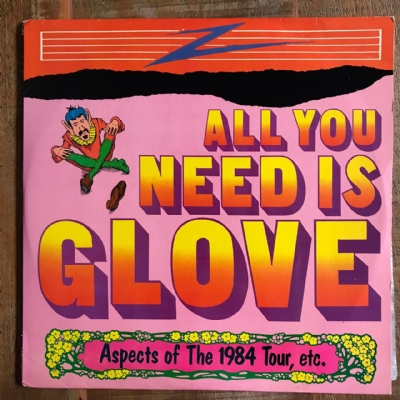 Disco de vinil usado - Frank Zappa - All You Need Is Glove Lp Duplo