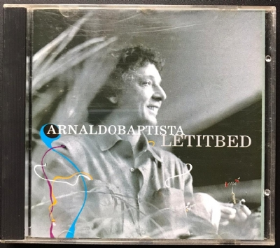 CD usado - Arnaldo Baptista - Let It Bed