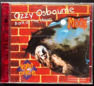 CD usado - Ozzy Osbourne - Bark At The Moon