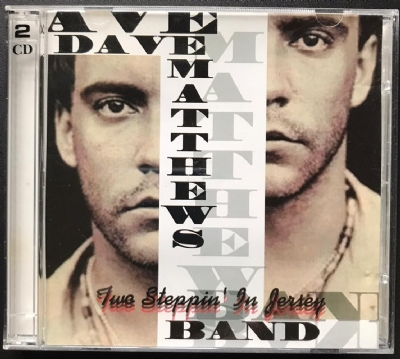 CD usado - Dave Matthews Band - Two Steppin' In Cd Duplo