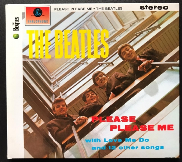 CD usado - The Beatles - Please Please Me Enhanced CD