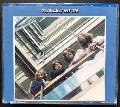 CD usado - The Beatles - 1967-1970 CD Duplo