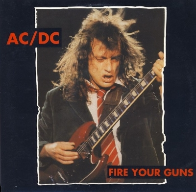 Disco De Vinil Novo - AC/DC - Fire Your Guns Lp Triplo