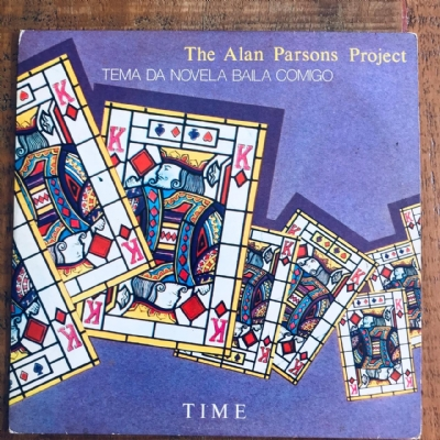 Single De Vinil Usado - The Alan Parsons Project - Time / The Gold Bug