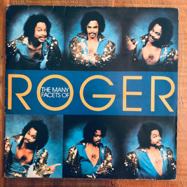 Disco de vinil usado - Roger - The Many Facets Of Lp