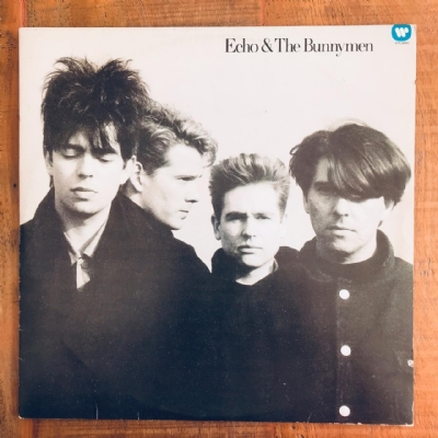 Disco De Vinil Usado - Echo & The Bunnymen - Echo & The Bunnymen Lp