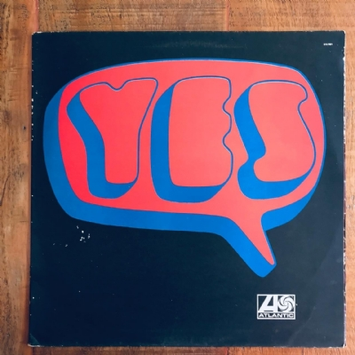 Disco de vinil usado - Yes - Yes Lp