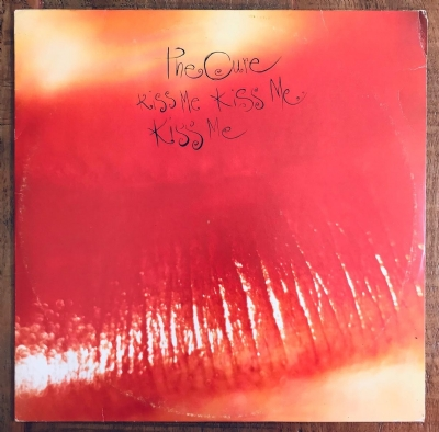 Disco De Vinil Usado - The Cure - Kiss Me Kiss Me Kiss Me lp Duplo