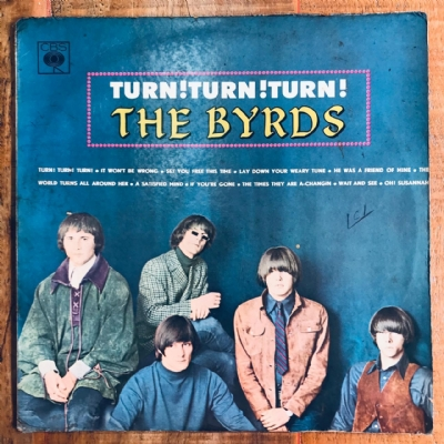 Disco De Vinil Usado - The Byrds - Turn! Turn! Turn! Lp