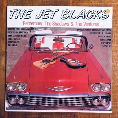 Disco De Vinil Usado - The Jet Blacks - Remember The Shadows & The Ventures Lp