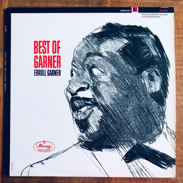 Disco De Vinil Usado - Erroll Garner - Best Of Garner Lp