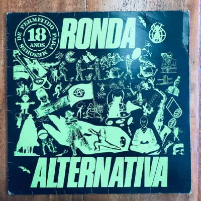 Disco De Vinil Usado - Ronda Alternativa Lp