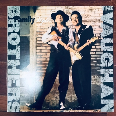 Disco De Vinil Usado - The Vaughan Brothers - Family Style Lp