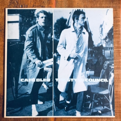 Disco de vinil usado - The Style Council - Café Bleu Lp
