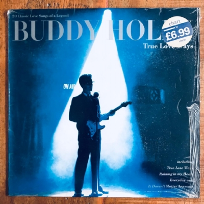 Disco De Vinil Usado - Buddy Holly - True Love Ways Lp