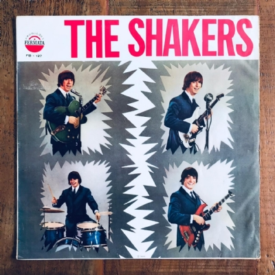 Disco De Vinil Usado - The Shakers - The Shakers Lp