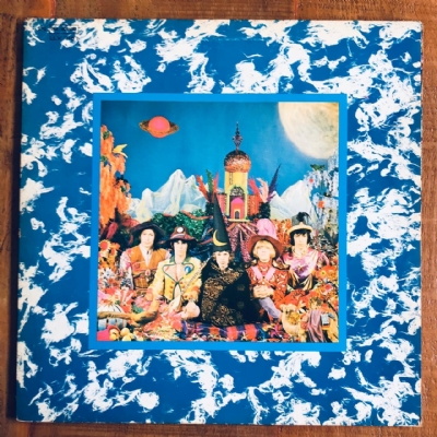 Disco de vinil usado - The Rolling Stones - Their Satanic Majesties Request Lp