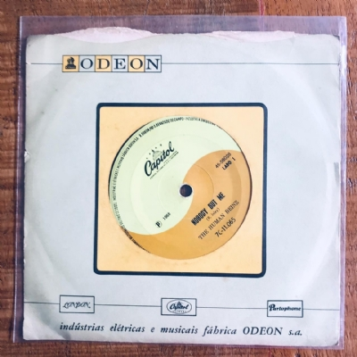 Single De Vinil Usado - The Human Beinz - Nobody But Me / Sueno