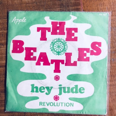 Single De Vinil Usado - The Beatles - Hey Jude / Revolution