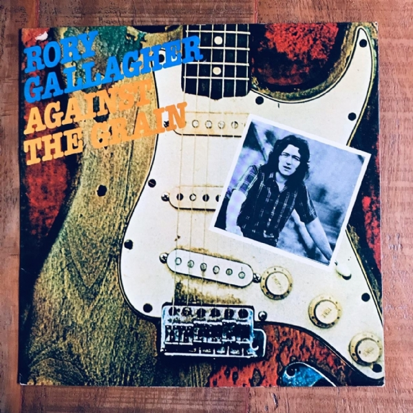 Disco De Vinil Usado - Rory Gallagher - Against The Grain Lp