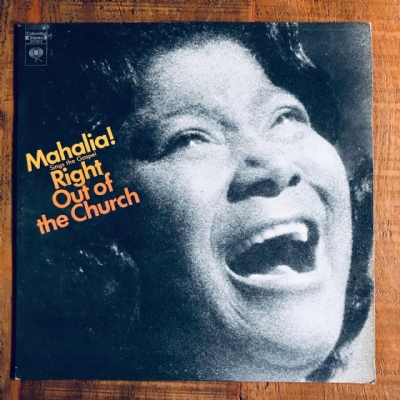 Disco De Vinil Usado - Mahalia! - Sings The Gospel Lp