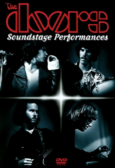 DVD - The Doors - Soundstage Performances