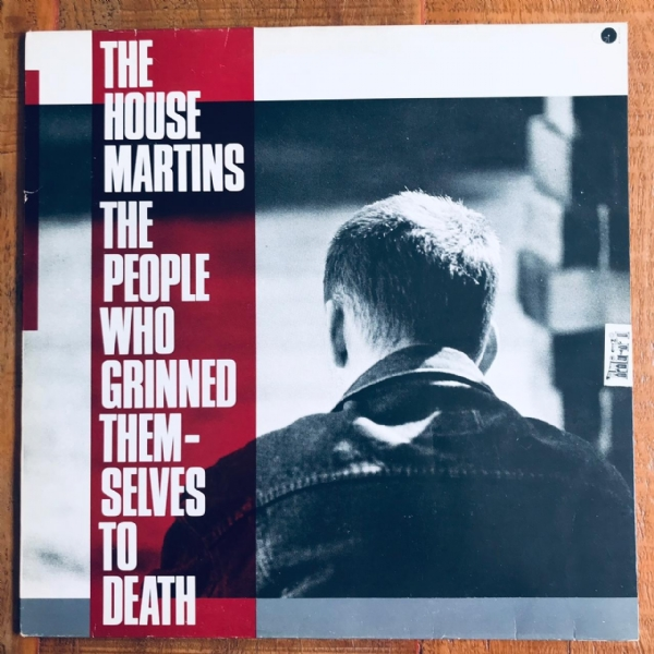 Disco De Vinil Usado - The Housemartins - The People Who Grinned Themselves To Death Lp