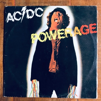 Disco De Vinil Usado - AC/DC - Powerage Lp