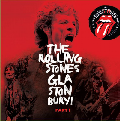 Disco De Vinil Novo - The Rolling Stones - Glastonbury! Part 1 Lp 180g
