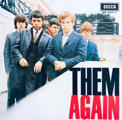 Disco De Vinil Novo - Them - Again Lp 180 g