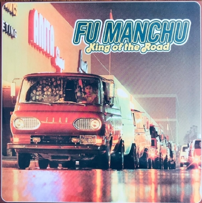 Disco De Vinil Novo - Fu Manchu - King Of The Road Lp 180 g
