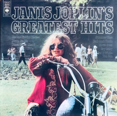 Disco De Vinil Novo - Janis Joplin - Greatest Hits LP