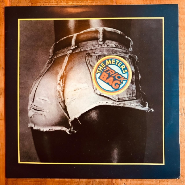 Disco De Vinil Usado - The Meters - Trick Bag Lp