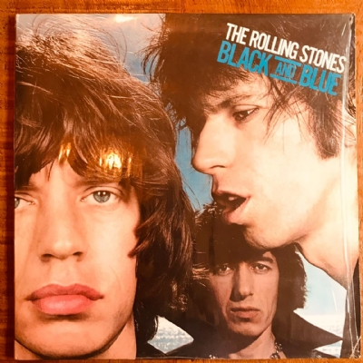 Disco De Vinil Usado - The Rolling Stones - Black And Blue Lp