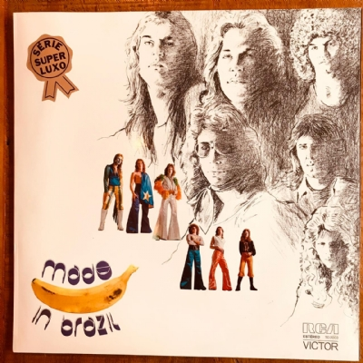 Disco De Vinil Usado - Made In Brazil - Made In Brazil Lp