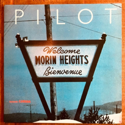 Disco De Vinil Usado - Pilot - Morin Heights Lp
