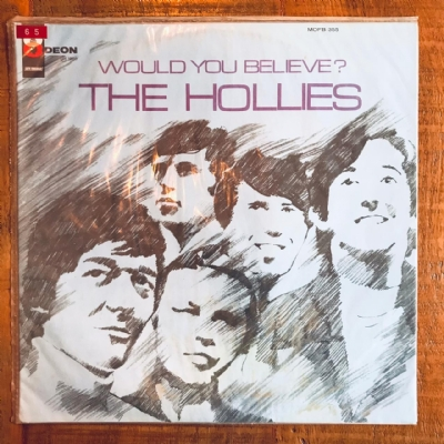 Disco De Vinil Usado - The Hollies, - Would You Believe? Lp