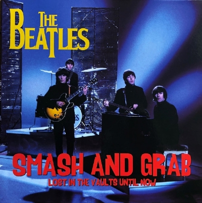 Disco De Vinil Novo - The Beatles - Smash And Grab Lp 180 G
