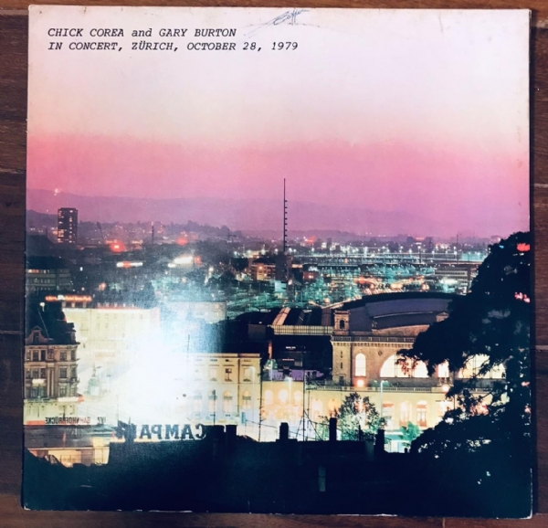 Disco De Vinil Usado - Chick Corea And Gary Burton - In Concert Lp Duplo