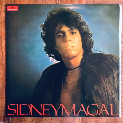 Disco de vinil usado - Sidney Magal - Sidney Magal Lp