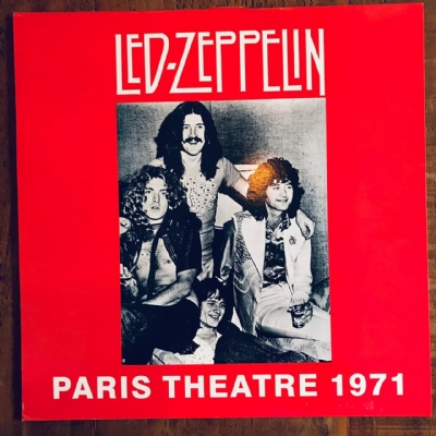 Disco de vinil usado - Led Zeppelin - Paris Theatre 1971 Lp