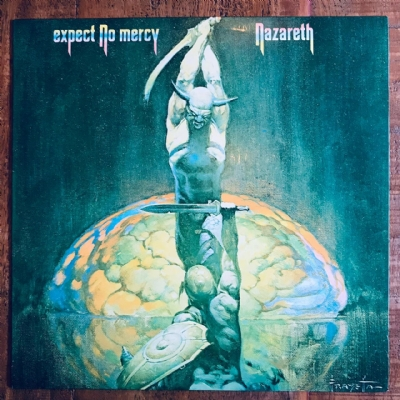 Disco de vinil usado - Nazareth - Expect No Mercy Lp