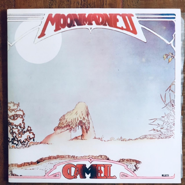 Disco De Vinil Usado - Camel - Moonmadness Lp