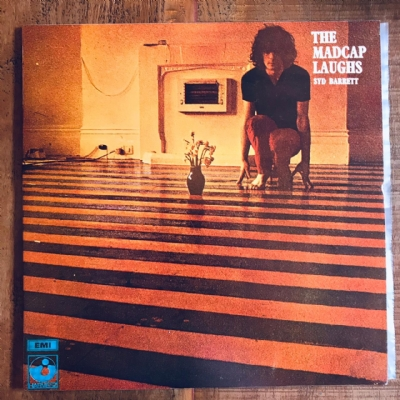 Disco De Vinil Usado - Syd Barret - The Madcap Laughs Lp