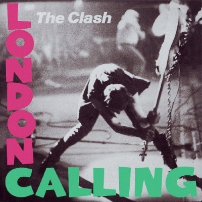 Disco De Vinil Novo - The Clash - London Calling Lp Duplo 180g