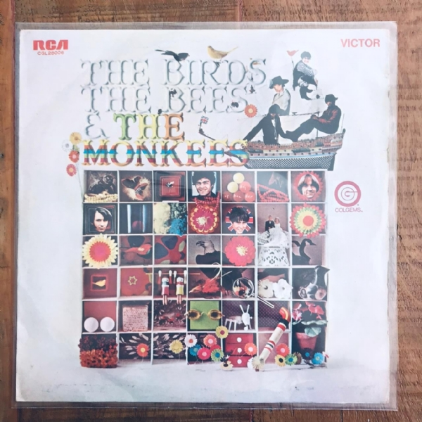 Disco de vinil usado - The Monkees - The birds, The Bees & The Monkees Lp IMG-1873978